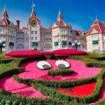 Eingang Disneyland