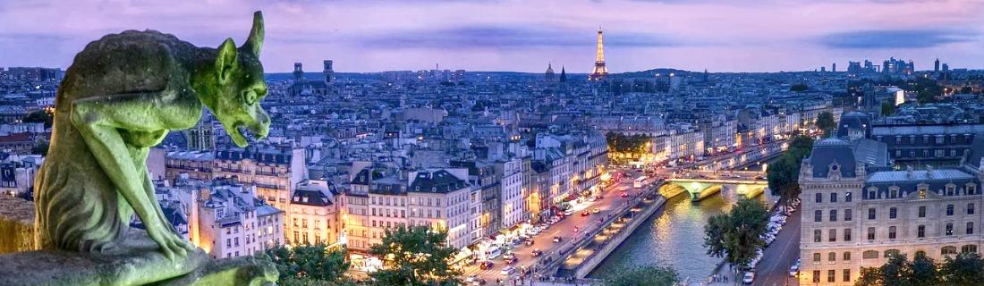 Paris Touren